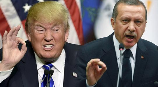 Erdogan-Trump honeymoon
