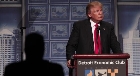 Trump Economic Policy