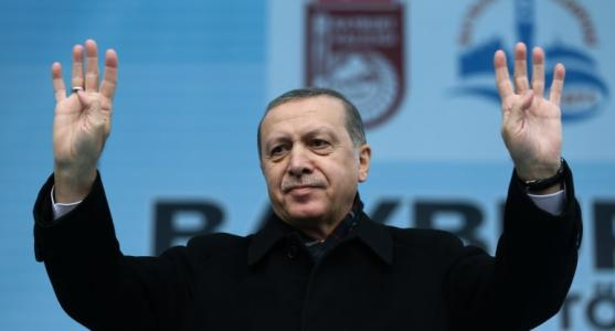 Erdogan delusions of grandeur