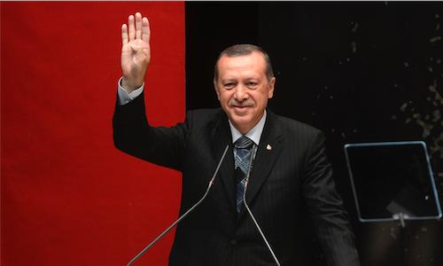 Erdoğan's Forever War