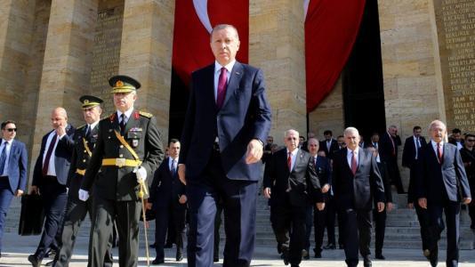 Αυταρχισμός Ερντογαν