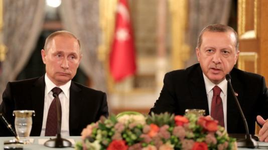 Πούτιν Ερντογάν: