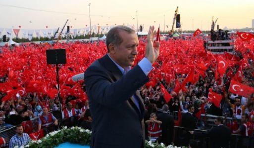 Τουρκία πολιτική νεύρωση