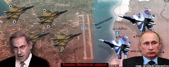 Israeli-Russian clash