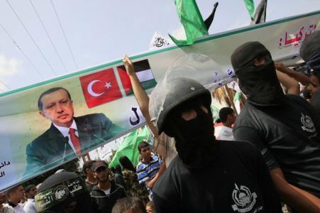 Μουσουλμανική Αδελφότητα Ερντογάν