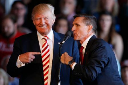 Trump Flynn