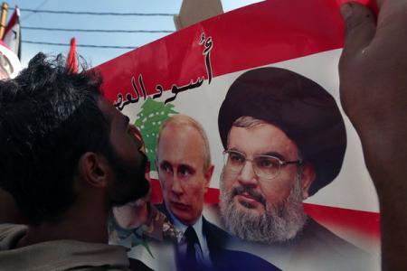 Hizballah's trust in Russia