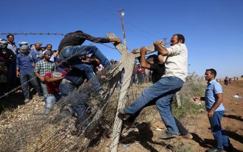 Διασπασμένοι οι Κούρδοι