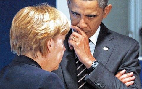 Ομπάμα Γερμανία