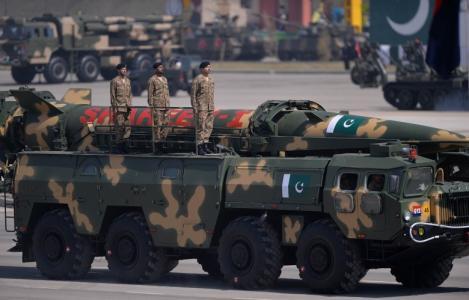 India-Pakistan Nuclear Standoff