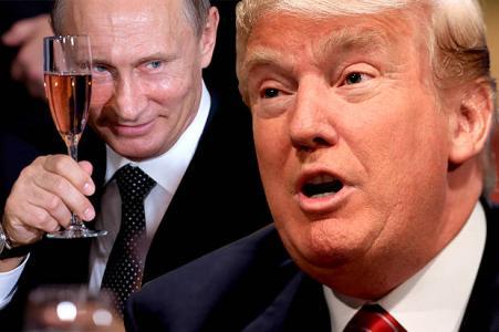 Trump  Πούτιν