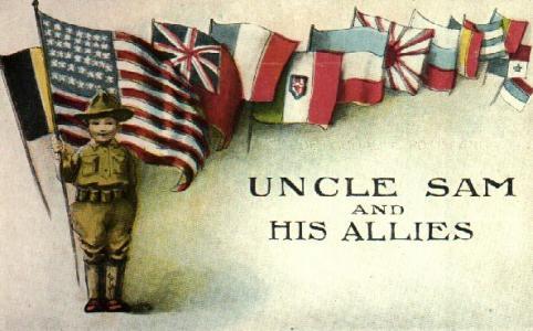 Aμερικανικό σύστημα συμμαχιών