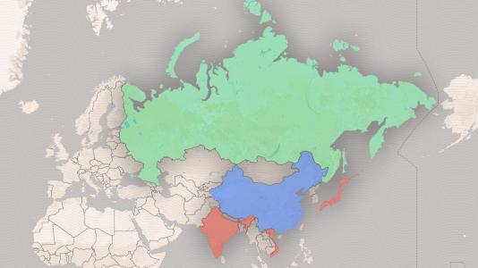 Κίνα και γειτονικές χώρες