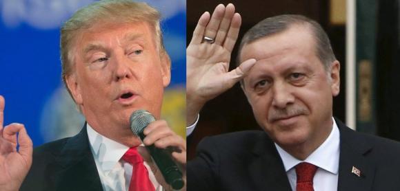 Τούρκοι λαϊκιστές-εθνικιστές Τραμπ
