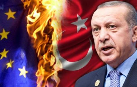 Κόντρα ΕΕ Τουρκίας