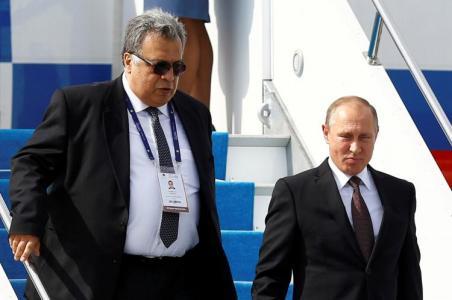 Russian ambassador to Ankara