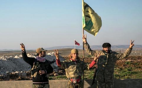 Κούρδοι Ιράκ