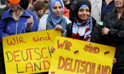 Τούρκοι υπήκοοι Γερμανία