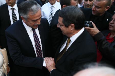 Κύπρος εθνοτικός διαχωρισμός